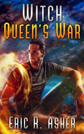 Witch Queen's War by Eric R Asher